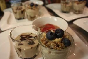 SerendipityGenussreich Dessertvariation
